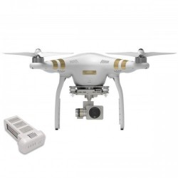 DJI Phantom 3 Professional Quadcopter with Extra Battery
