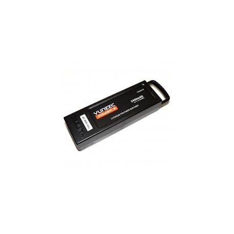 5400mAh 3-Cell / 3S 11.1V LiPo Battery w/Cartridge: Q500