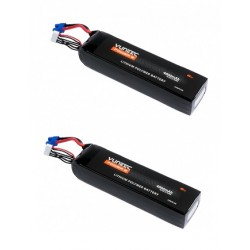 4000mAH 6-Cell Tornado Battery X2